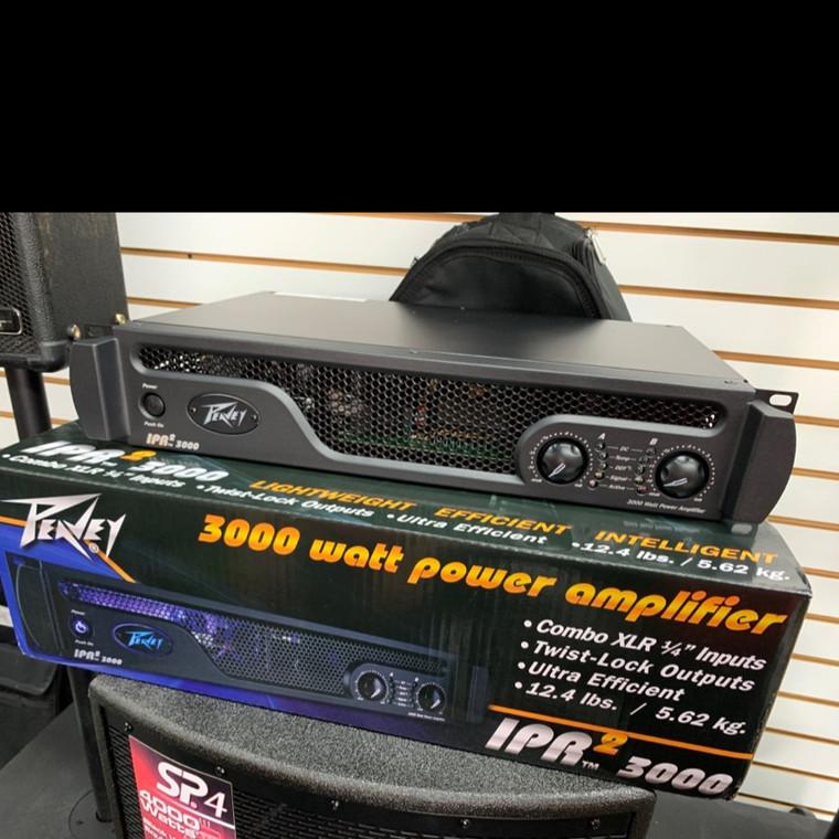 Peavey IPR2-3000 Amp Powered Amplifier