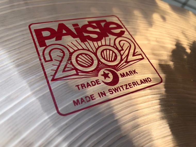 "Paiste Sound Edge 2002 14"" Hi-Hat Cymbal"