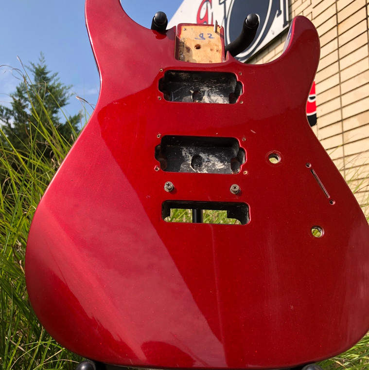 Jackson Dinky Electric Guitar Body - Candy Apple Red