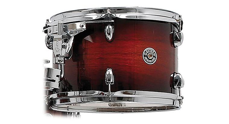 Gretsch Catalina Club 7x10 Tom Gloss Antique Burst Drum CT1-0710T-GAB