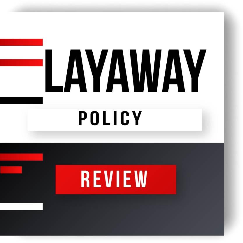 DrummerSuperStore Layaways