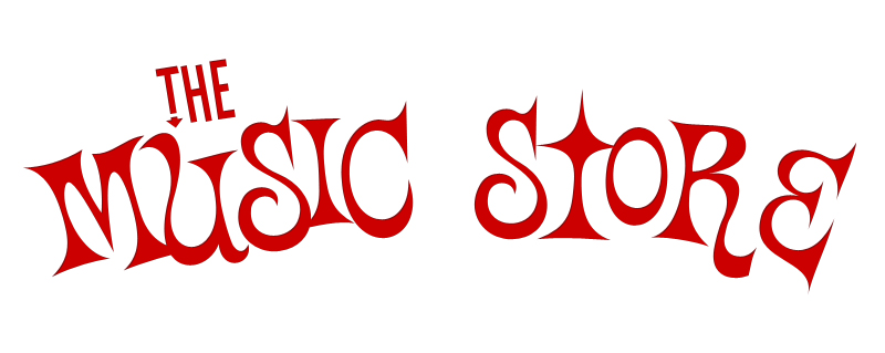 The Music Store Logo