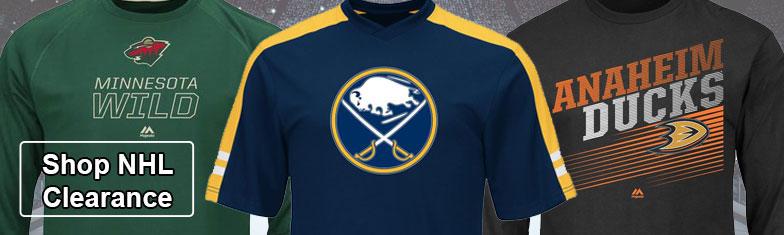 Shop NHL Clearance