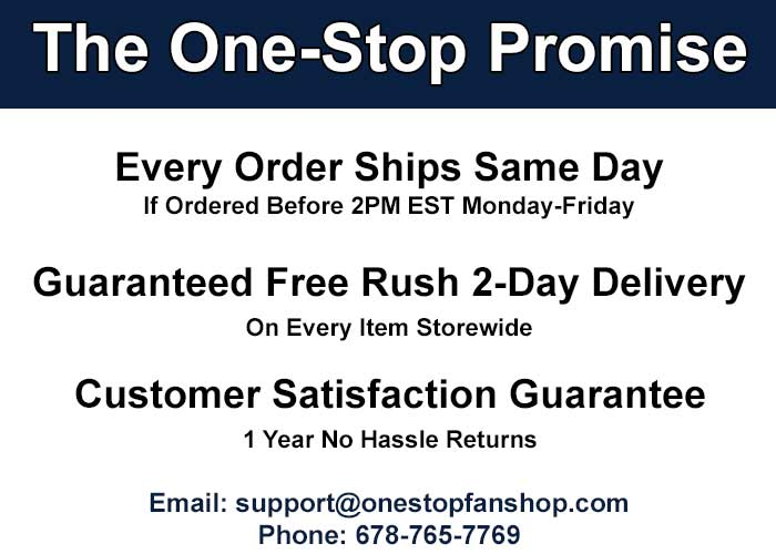 Our One-Stop Promise To You