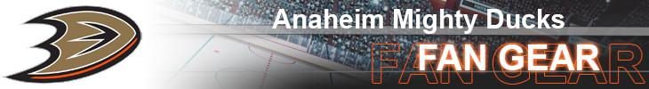 Anaheim Ducks Hockey Apparel and Ducks Fan Gear