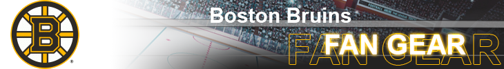 Boston Bruins Hockey Apparel and Bruins Fan Gear