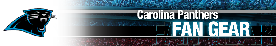 Carolina Panthers Apparel and Panthers Fan Gear