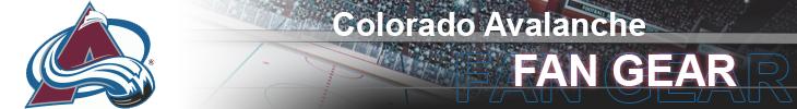 Colorado Avalanche Hockey Apparel and Avalanche Fan Gear