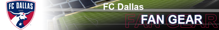 FC Dallas Gear & Merchandise
