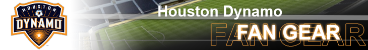 Houston Dynamo Gear & Merchandise