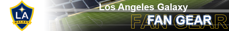 Los Angeles Galaxy Gear & Merchandise