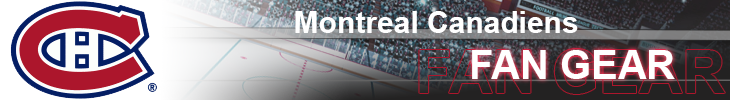 Montreal Canadiens Hockey Apparel and Canadiens Fan Gear