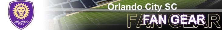 Orlando City SC Lions Gear & Merchandise