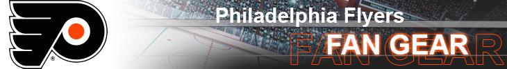 Philadelphia Flyers Hockey Apparel and Flyers Fan Gear