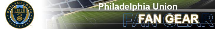 Philadelphia Union Gear & Merchandise