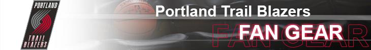 Shop Portland Trail Blazers NBA Store & Blazers Gear