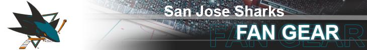 San Jose Sharks Hockey Apparel and Sharks Fan Gear