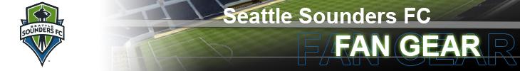Seattle Sounders FC Gear & Merchandise