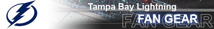 Tampa Bay Lightning Hockey Apparel and Lightning Fan Gear