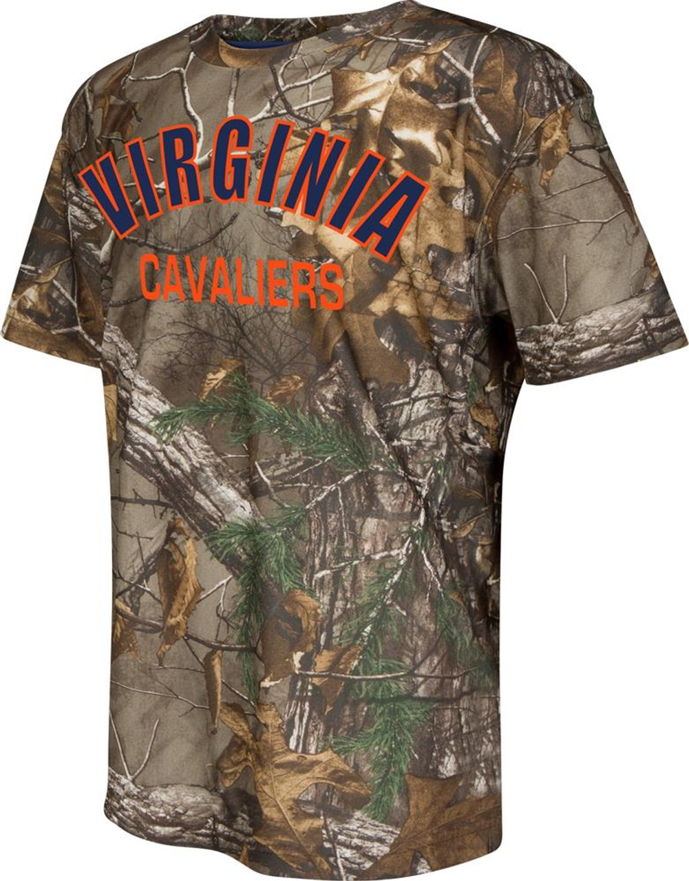 Youth Athletic Realtree University of Virginia Cavaliers Trail T-Shirt