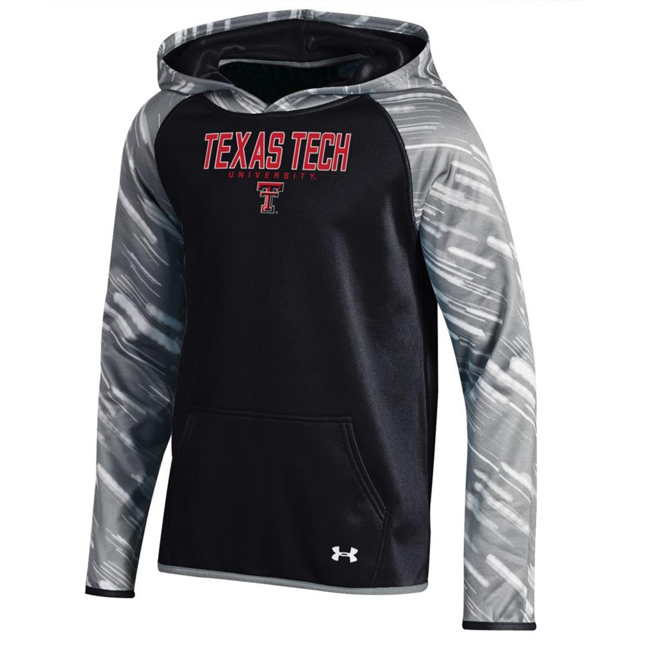 Girl's Printed Texas Tech University Under Armour Hoodie