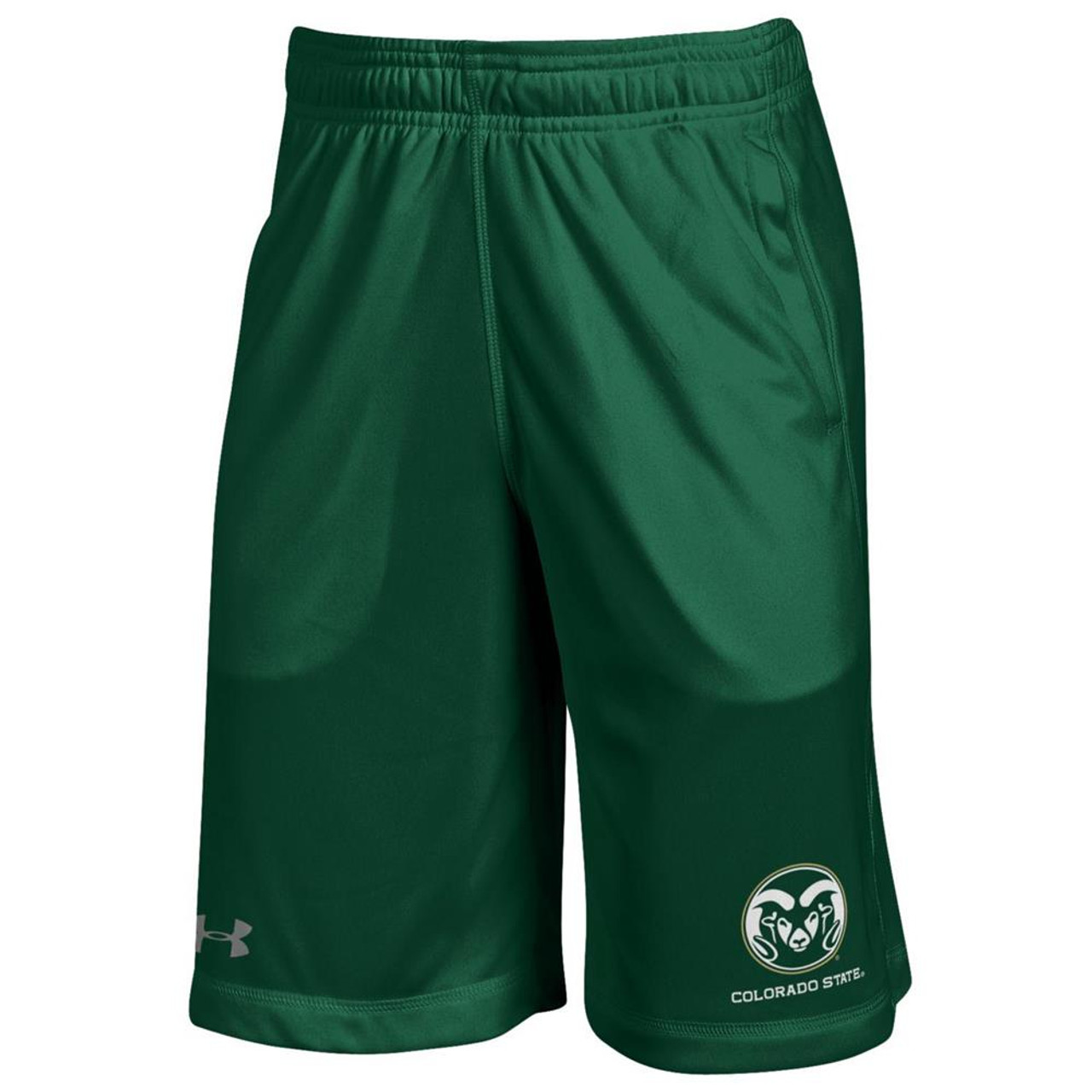 Youth Boys Under Armour Colorado State Rams Training Shorts