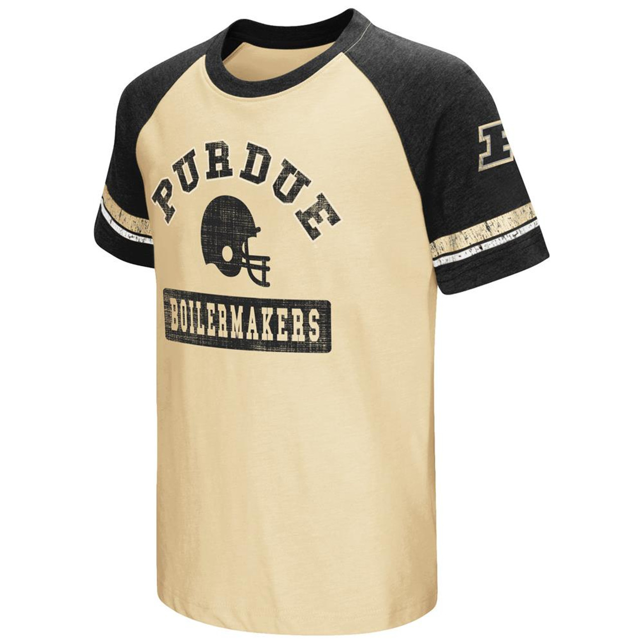 Youth Short Sleeve Purdue University Graphic Tee