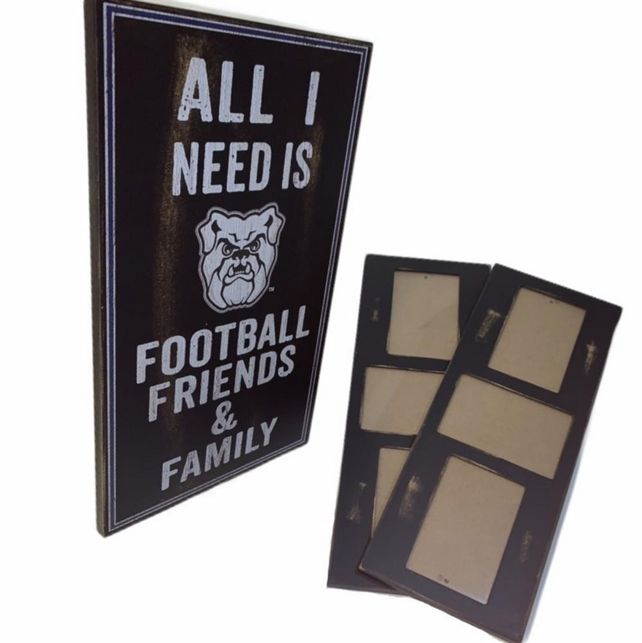 Utah State University UTU Picture Frame Set All I Need 3pc Picture Collage