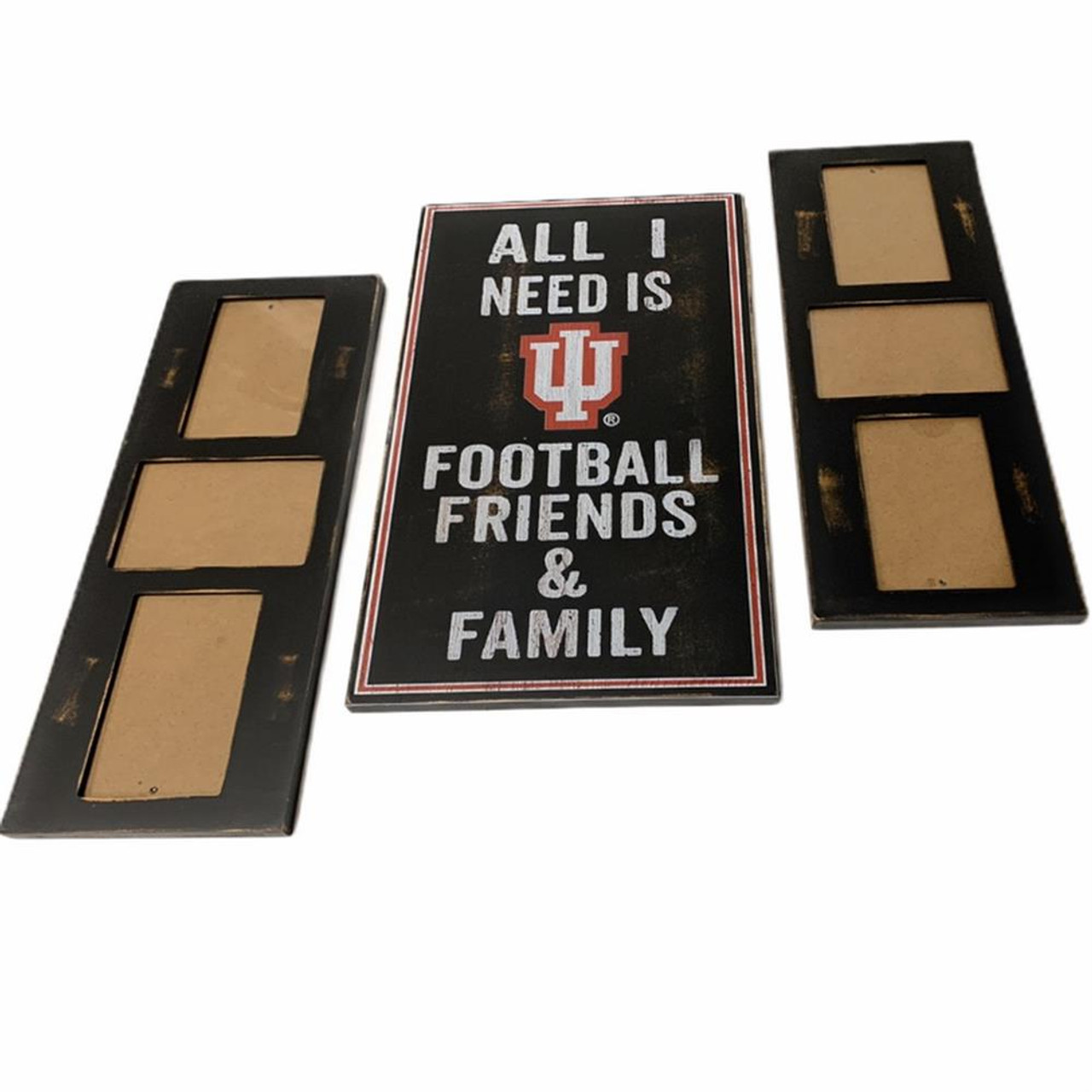 Texas Tech University Picture Frame Set All I Need 3pc Picture Collage