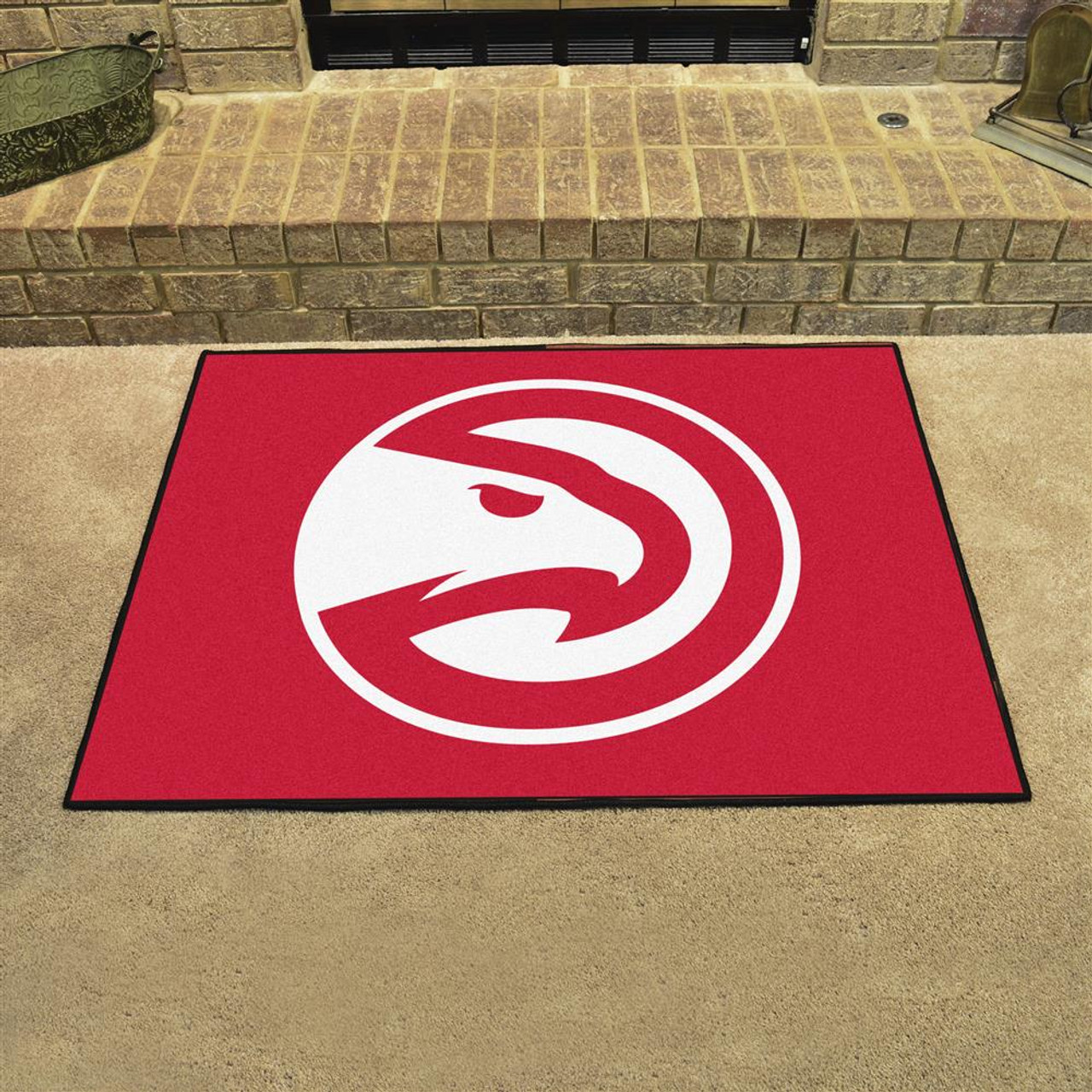 Atlanta Hawks Doormat Carpet Area Rug