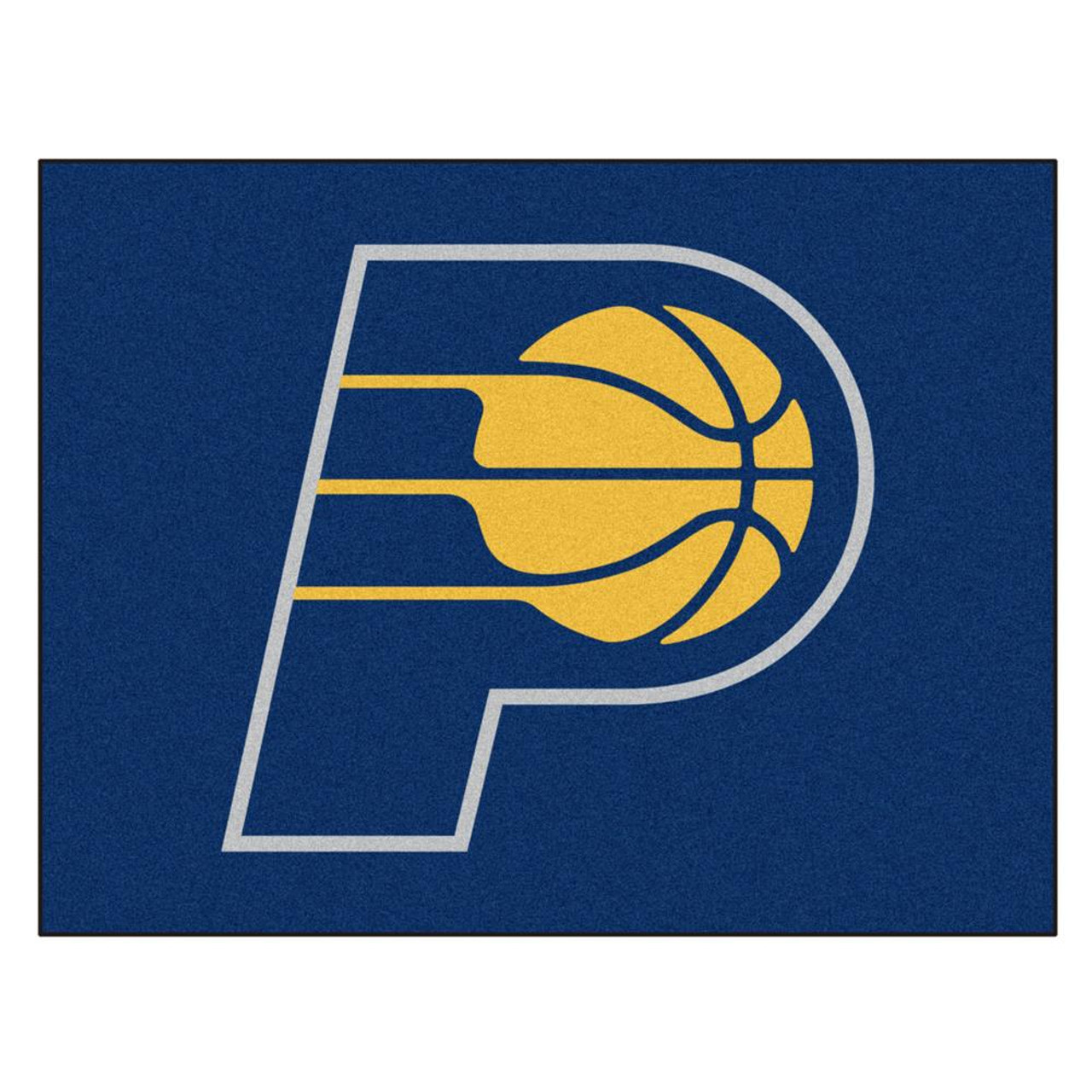 Indiana Pacers Doormat Carpet Area Rug
