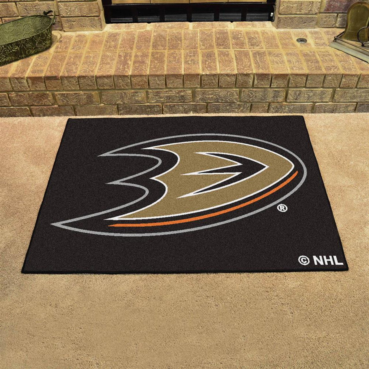 Anaheim Ducks Doormat Carpet Area Rug
