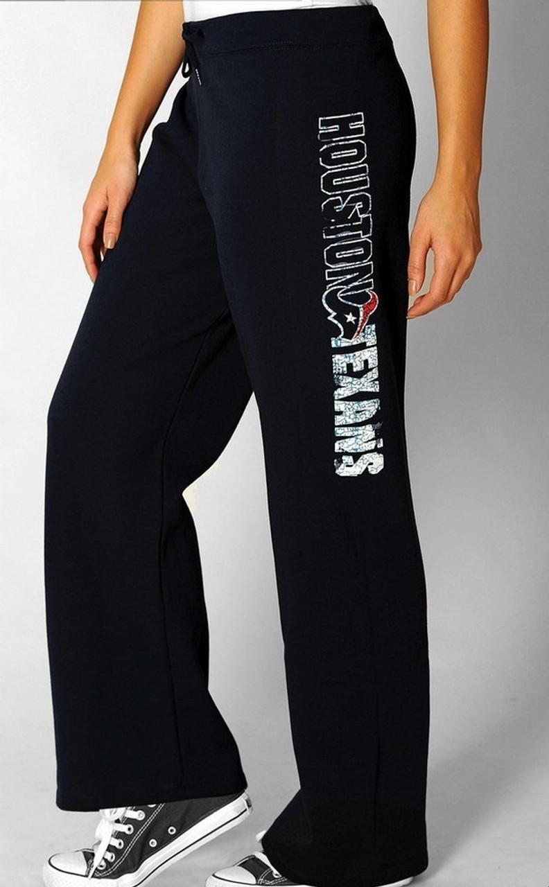 New York Jets NY Women's Sweatpants by Majestic