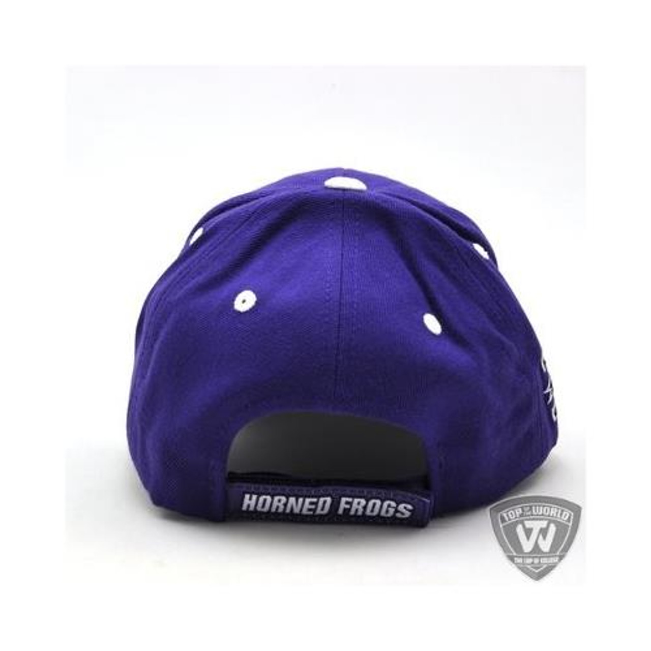 TCU Texas Christian Top of the World Triple Conference Hat