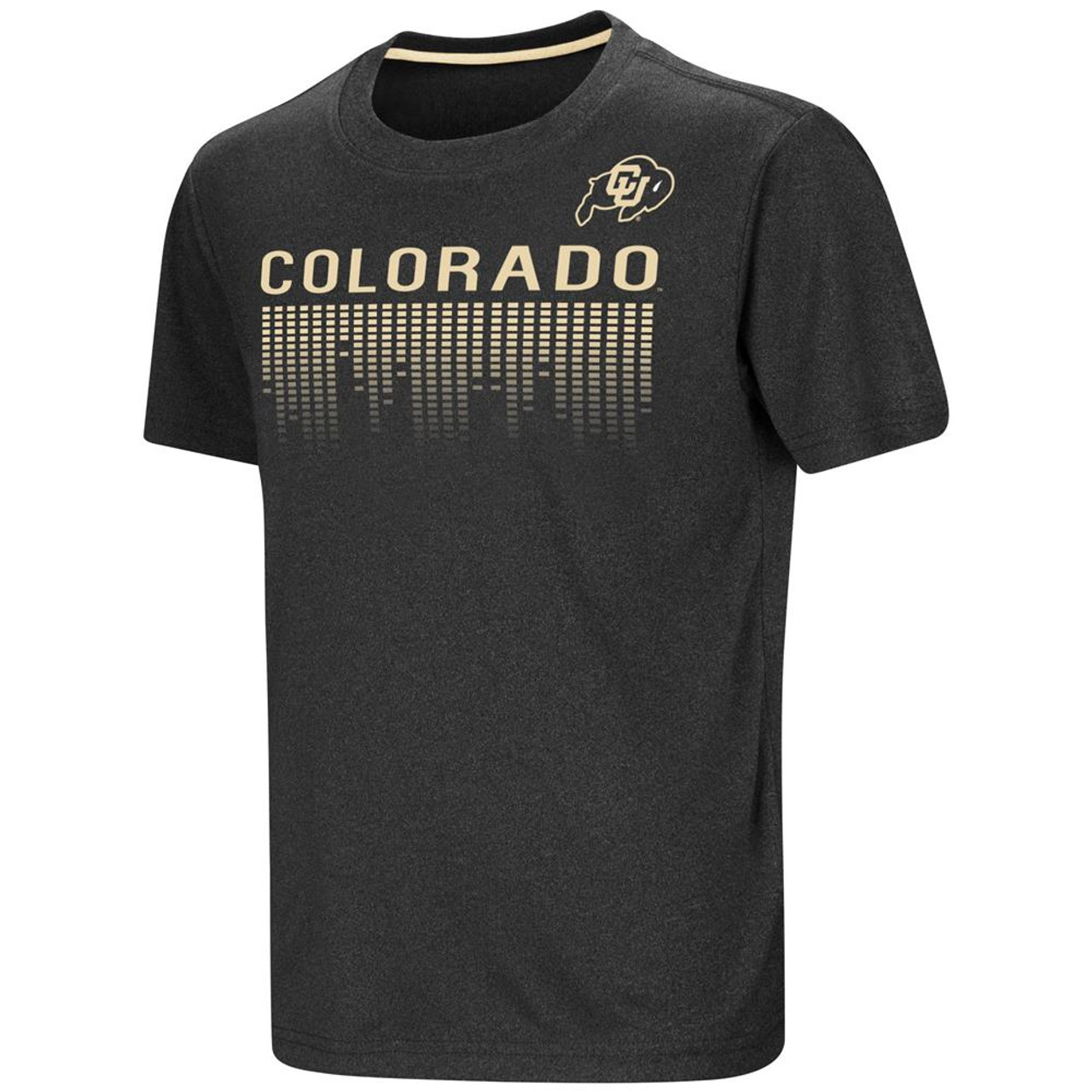 University of Colorado Buffaloes Youth T-Shirt Perforrmance Athletic Shirt