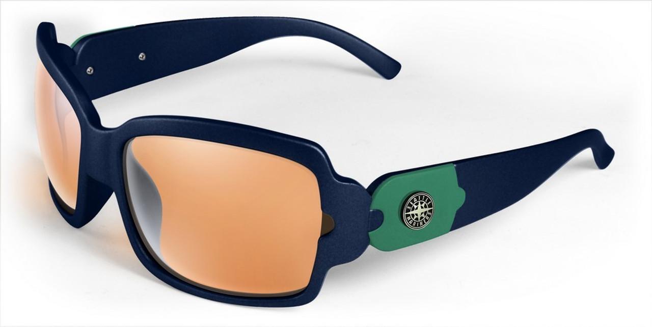 Seattle Mariners Sunglasses Maxx HD Bombshell Shades