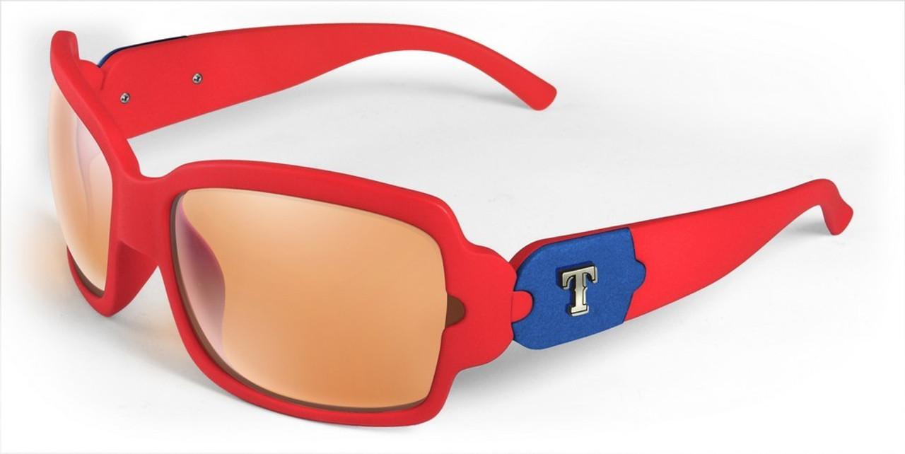 Texas Rangers Sunglasses Maxx HD Bombshell Shades
