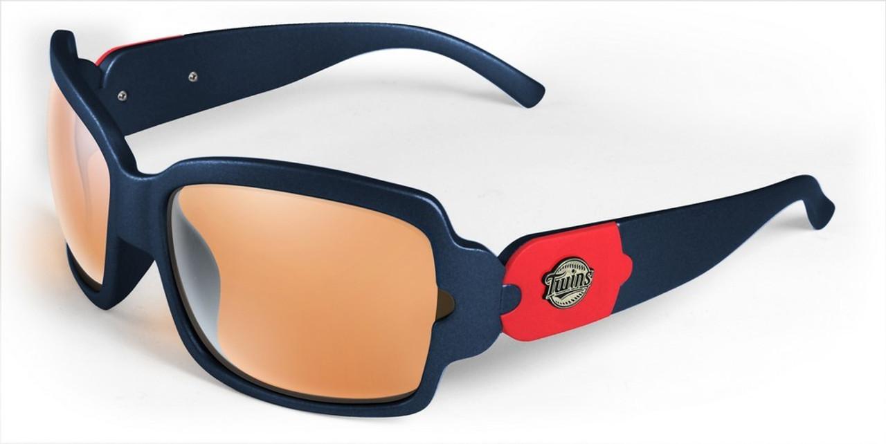 Minnesota Twins Sunglasses Maxx HD Bombshell Shades