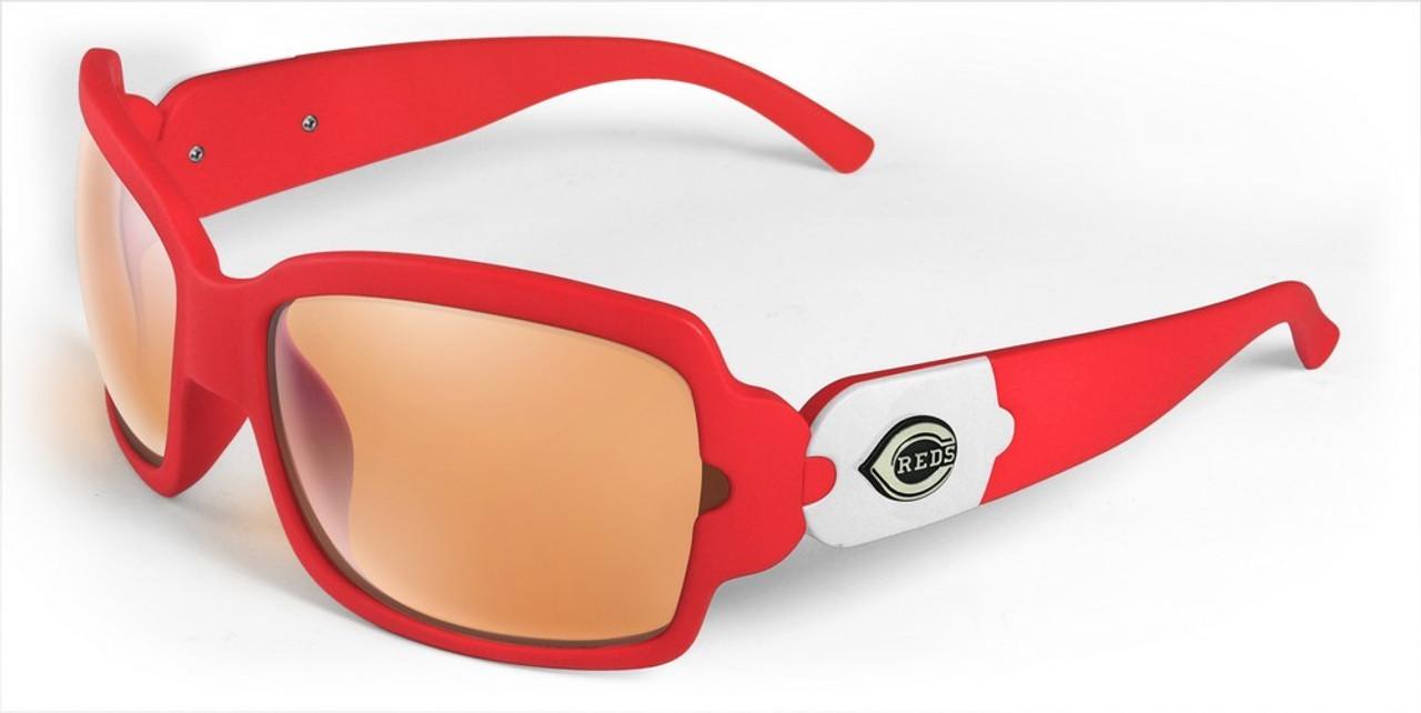 Cincinnati Reds Sunglasses Maxx HD Bombshell Shades