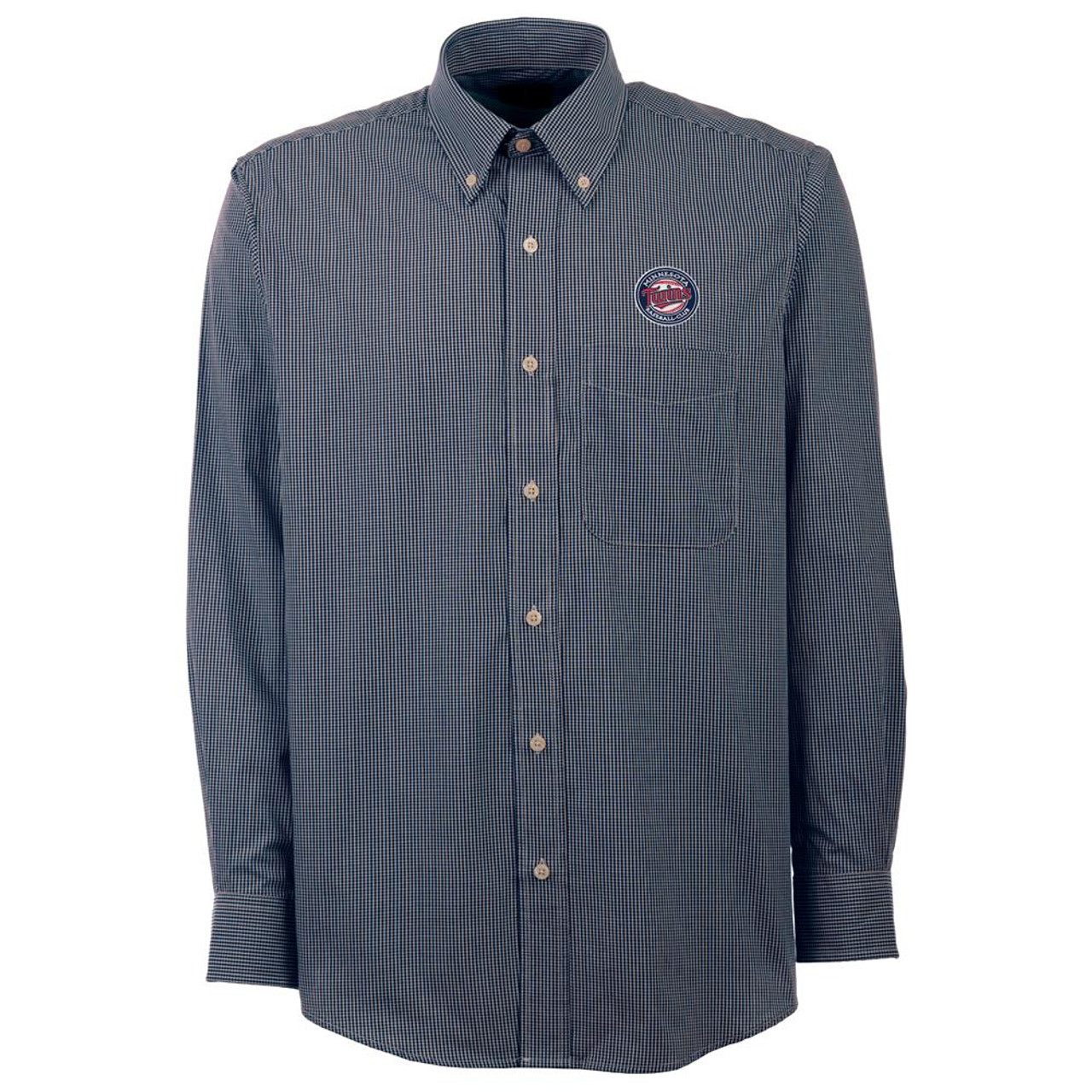 Minnesota Twins Men's Focus Button Down Shirt