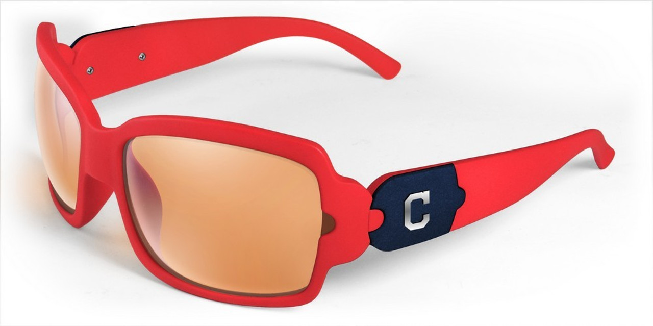 Cleveland Indians Sunglasses Maxx HD Bombshell Shades