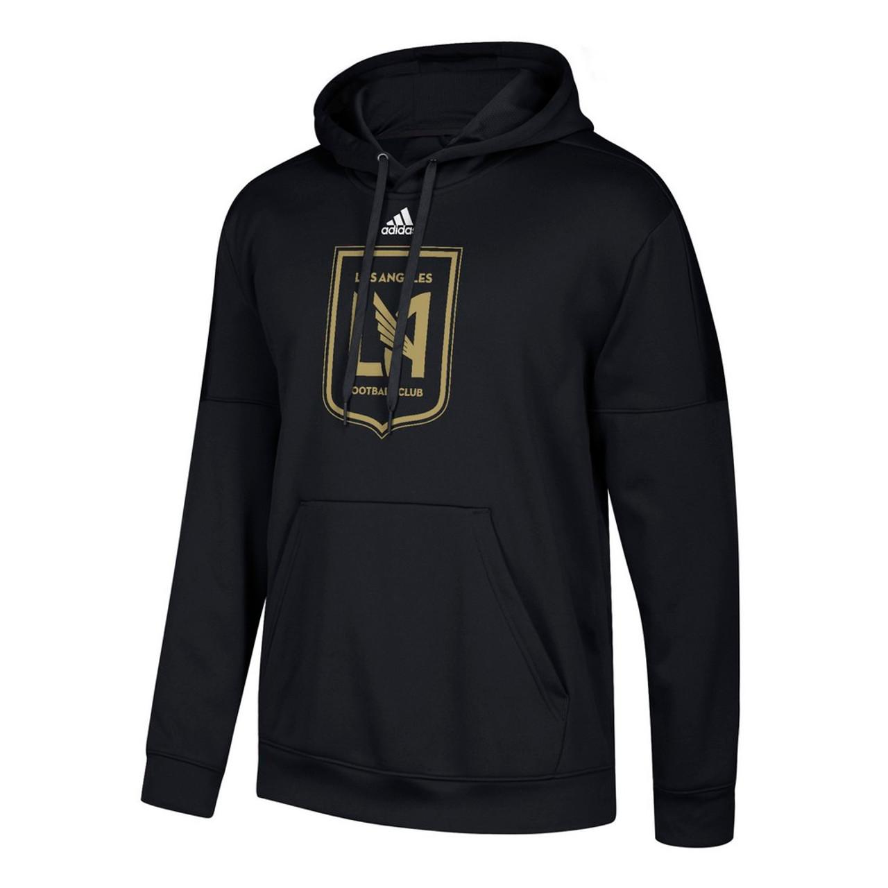 Los Angeles FC Hoodie Pullover Sweatshirt Team Issued