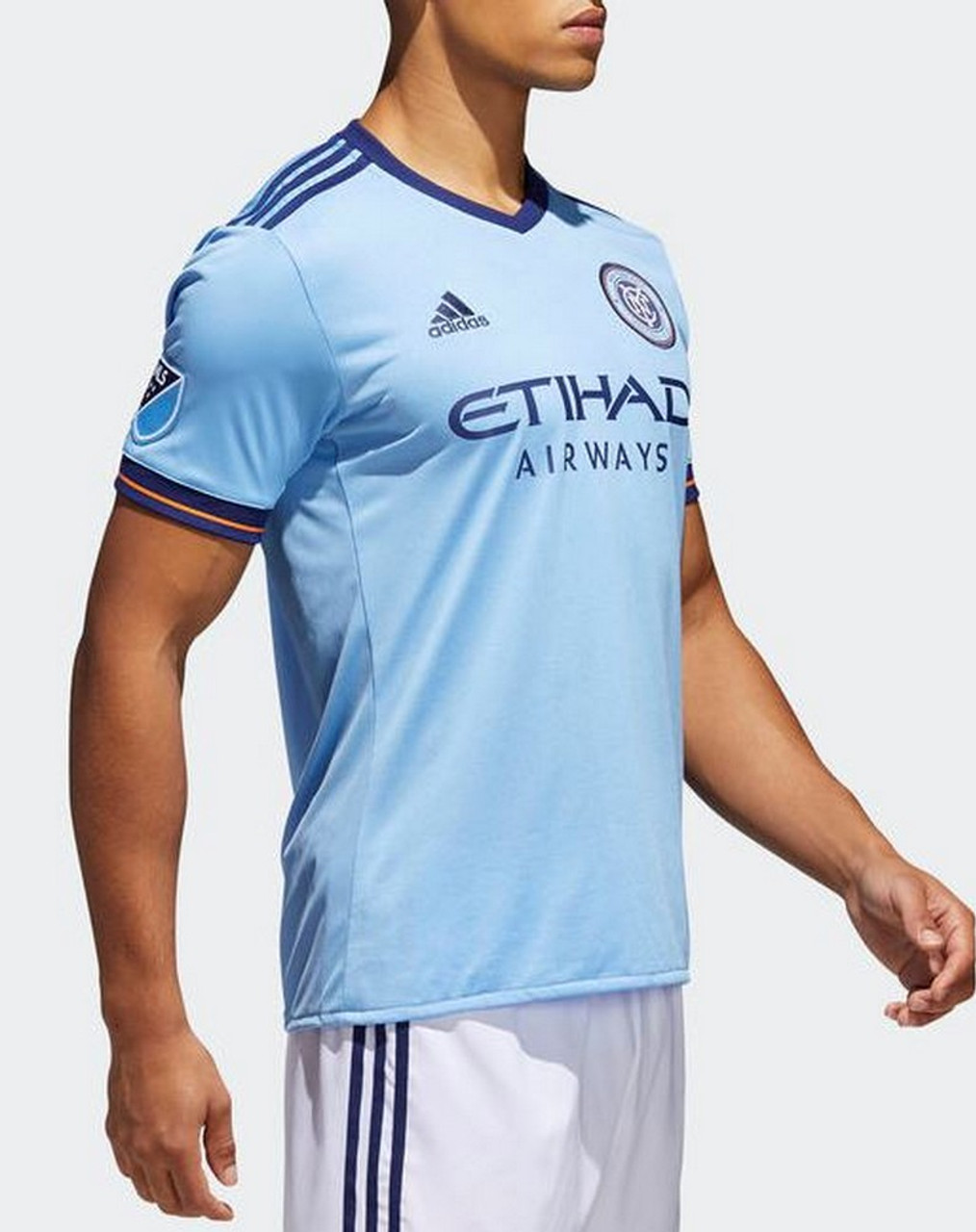 Sporting Kansas City Jersey Replica Home Adidas Soccer Jersey