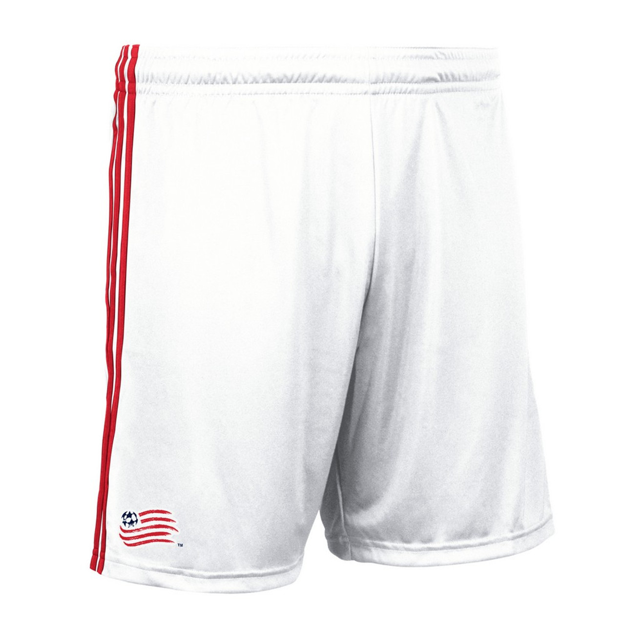 New England Revolution Shorts Replica Adidas Soccer Shorts
