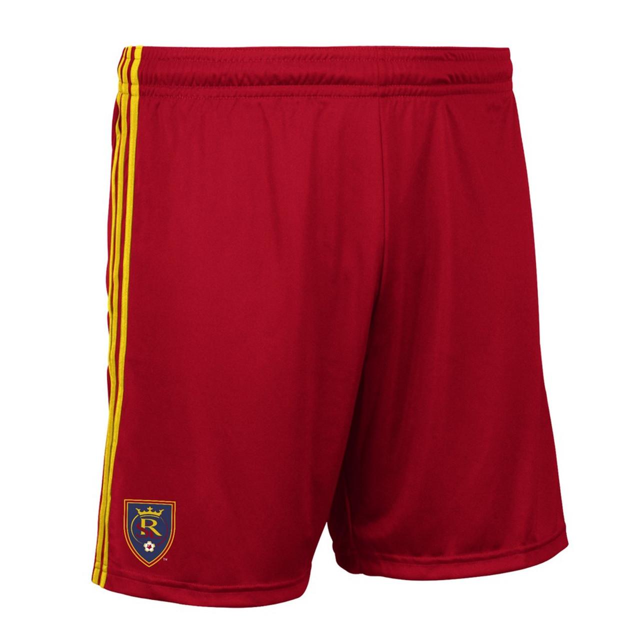 Real Salt Lake Shorts Replica Adidas Soccer Shorts