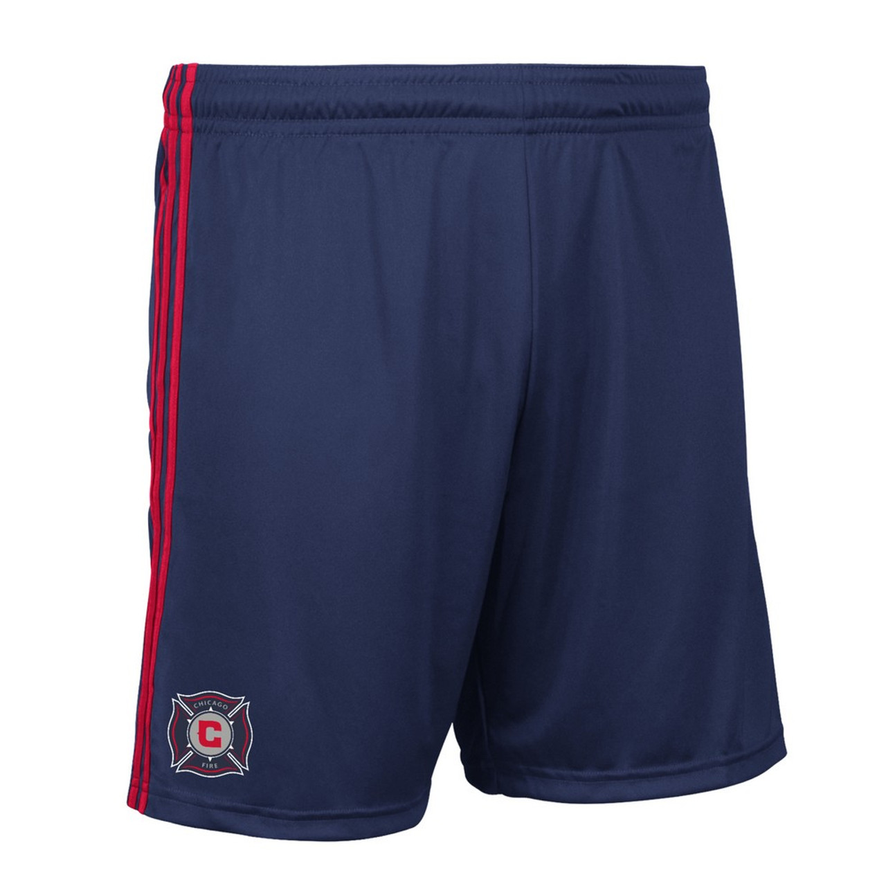 Chicago Fire Shorts Replica Adidas Soccer Shorts
