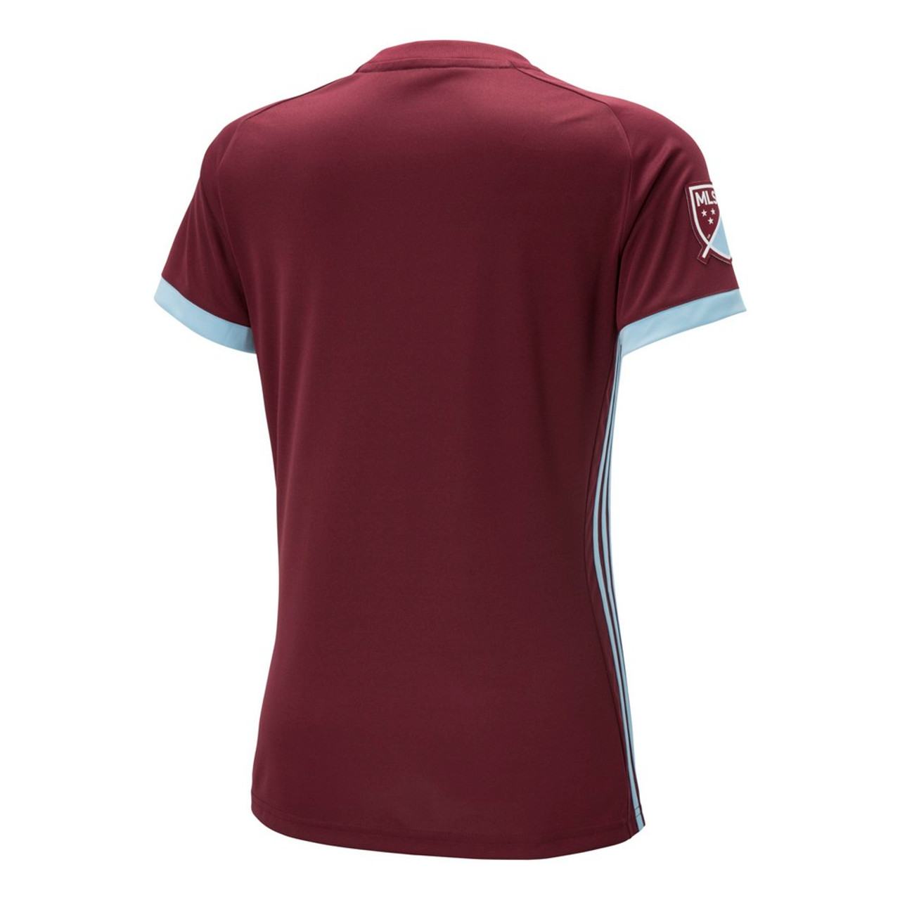 Colorado Rapids Women's Jersey Adidas Home Replica Soccer Jersey