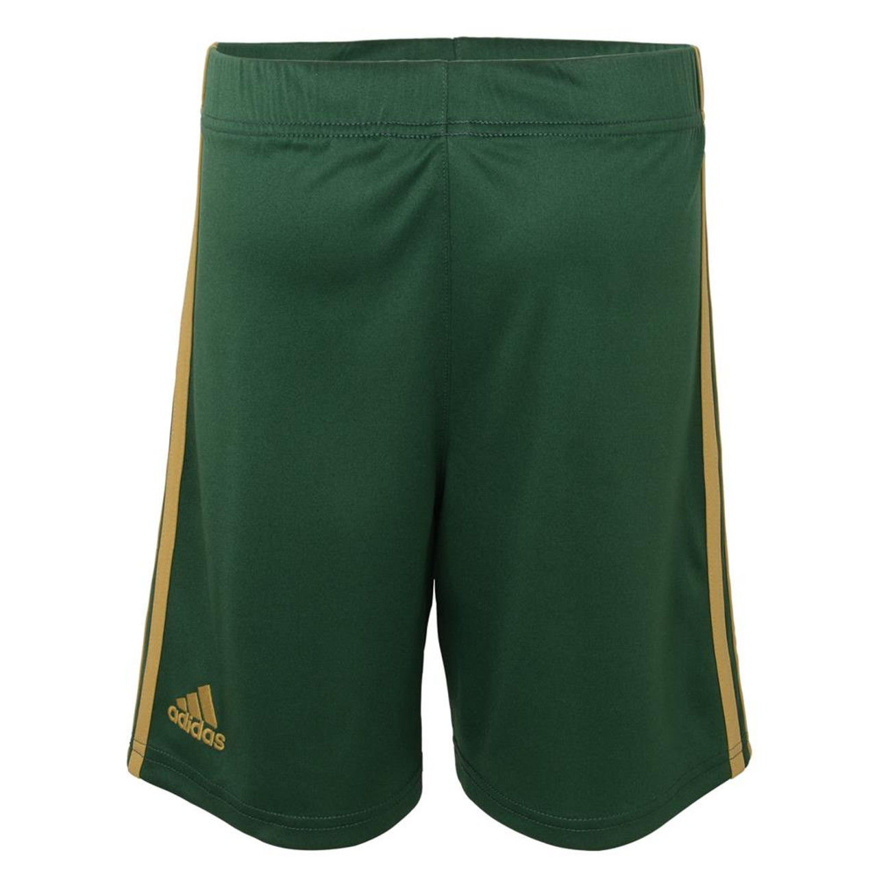 Youth Portland Timbers Shorts Adidas Primary Gym Shorts