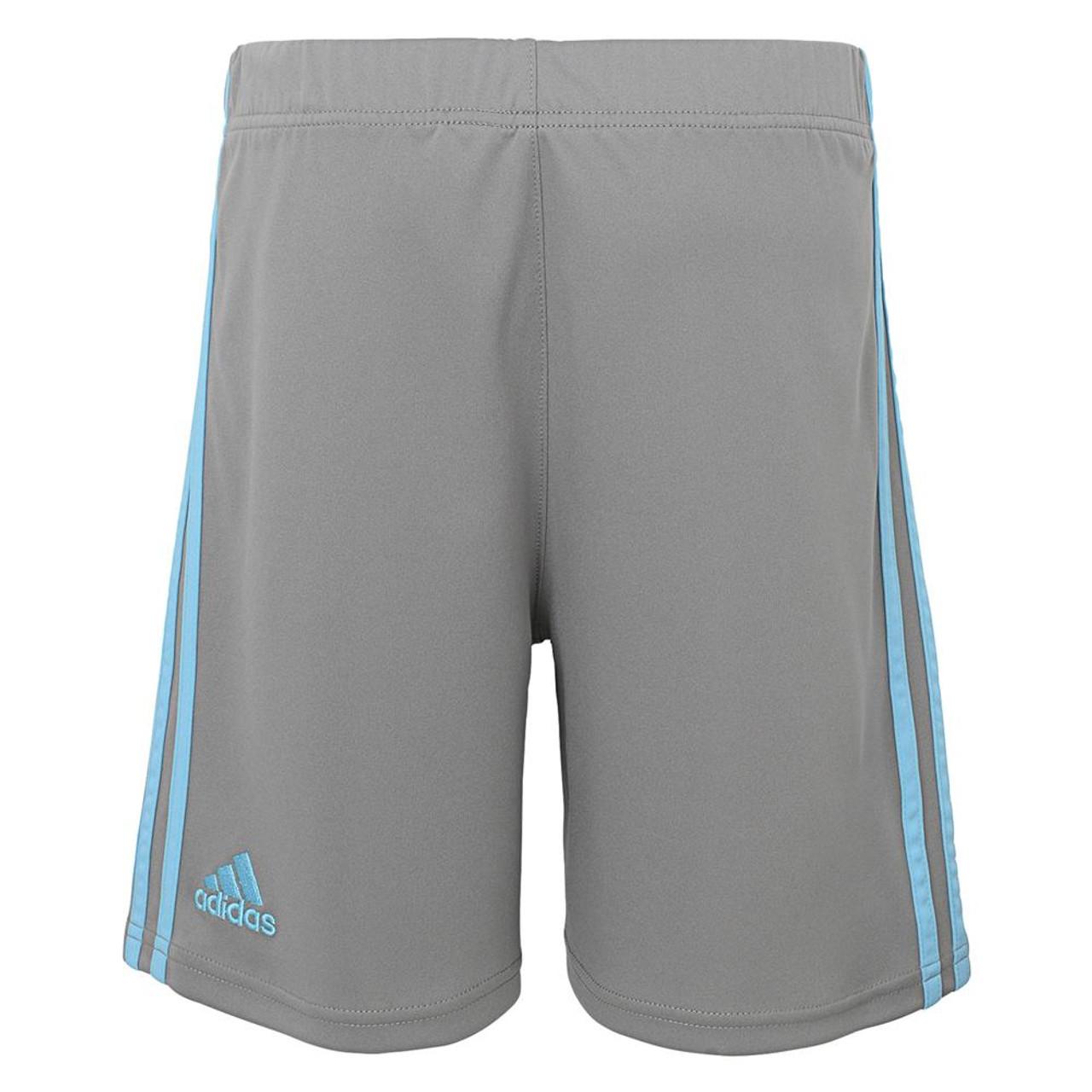 Youth Minnesota United FC Shorts Adidas Primary Gym Shorts