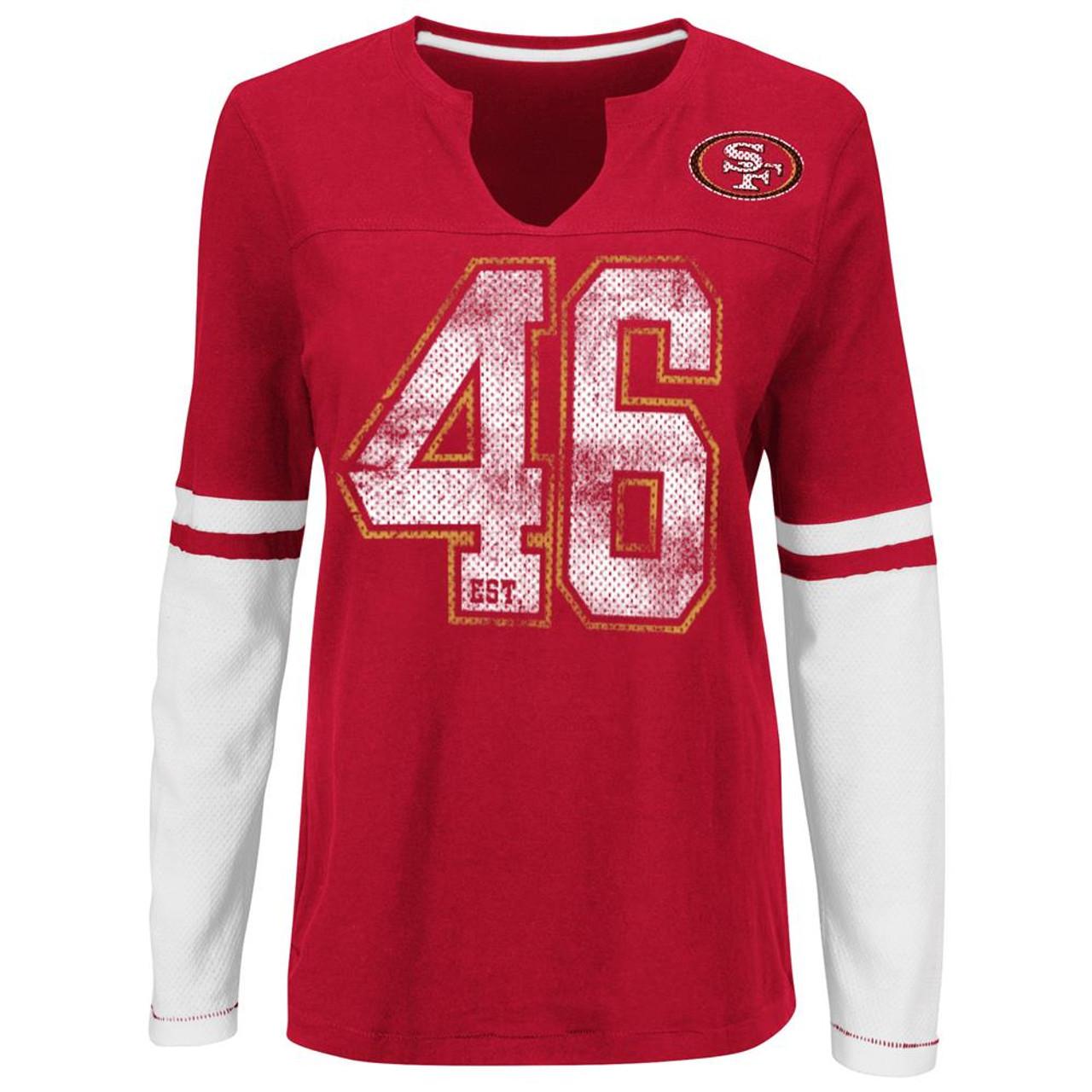 4a1fc6a8f Womens 49er Jersey - Nils Stucki Kieferorthopäde